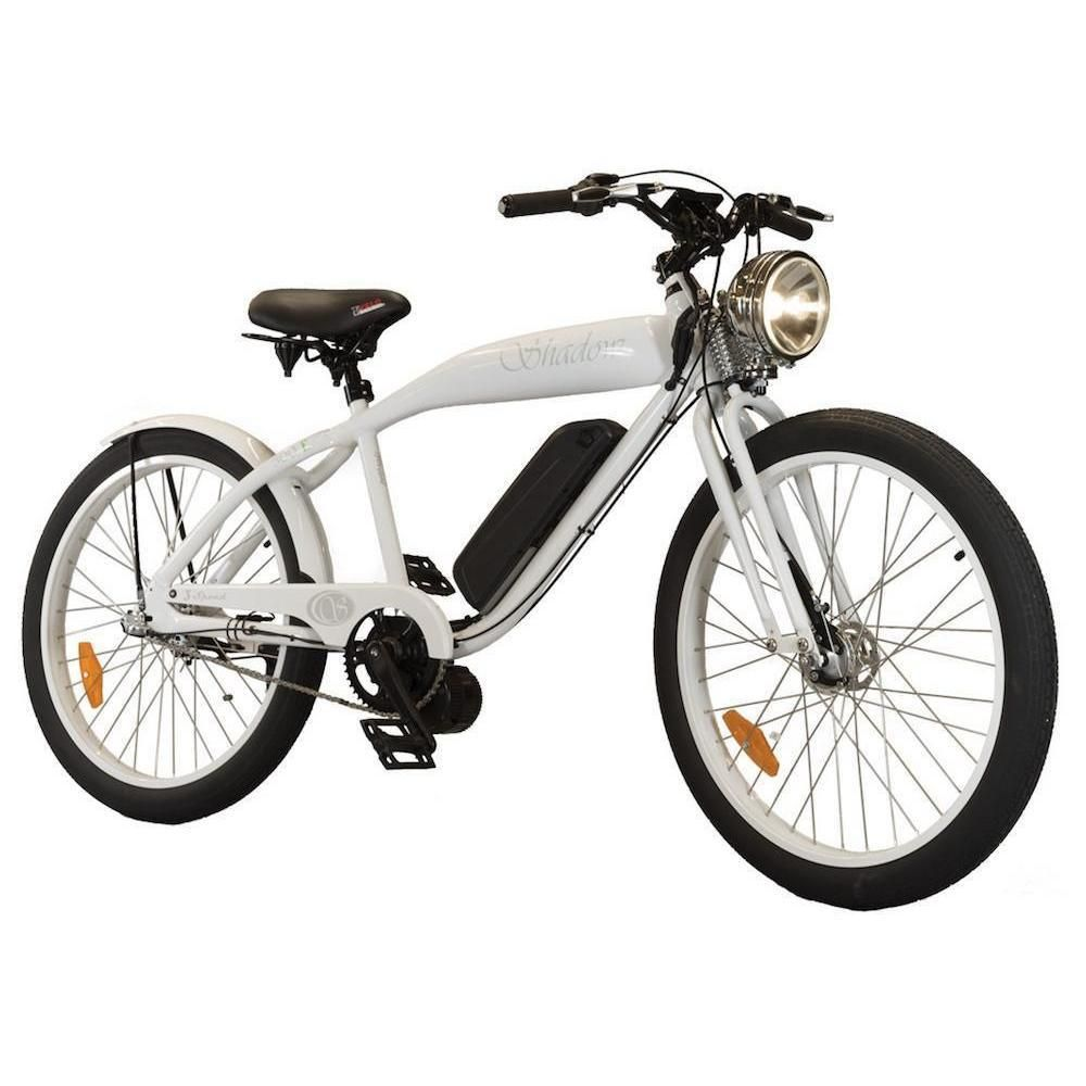 Phantom Bikes Shadow 500w 48v 3 Speed Retro Electric Bike
