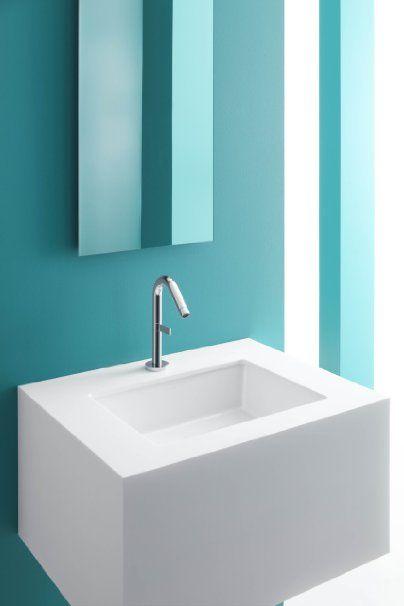 Robot Check Rectangular Sink Bathroom Sink Bathroom