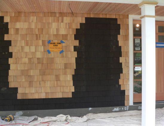 Best Paint On Cedar Siding Peeling Painting Finish Work Cedar Shingle Siding Cedar Siding 400 x 300