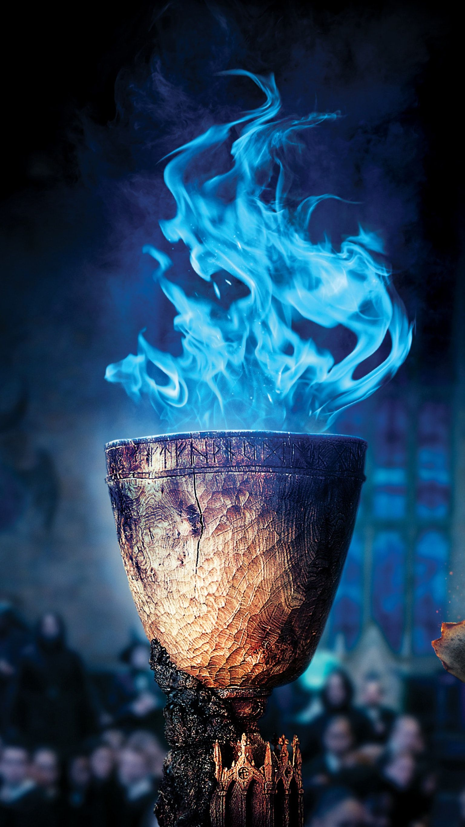 Harry potter and the goblet of fire 2005 phone wallpaper - Phone wallpapers fire ...