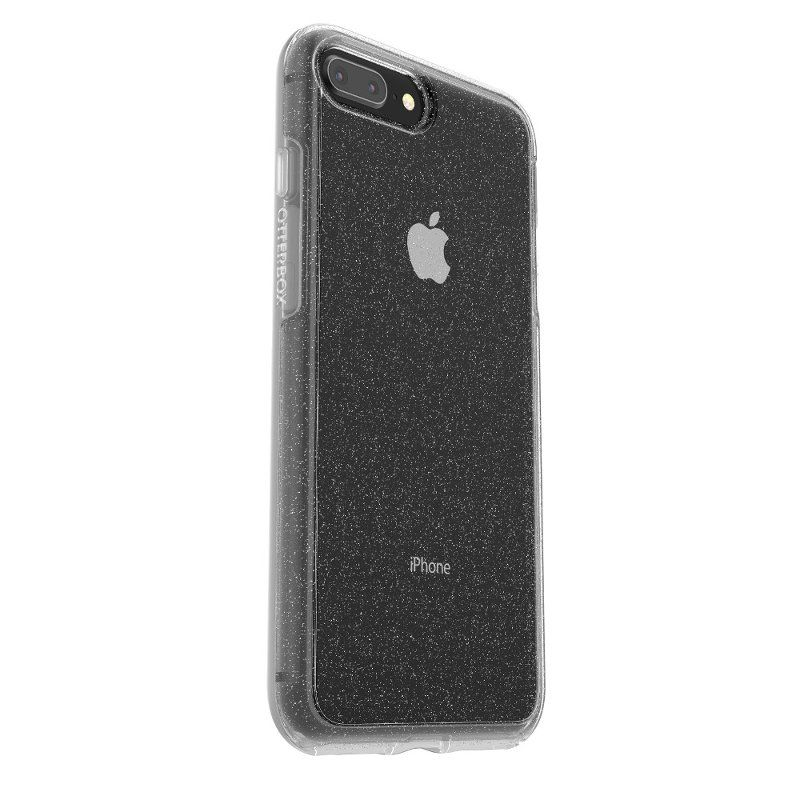 Otterbox Clear Stardust Iphone 7 Plus Iphone 8 Plus Case Iphone Iphone 7 Plus Iphone Cases Otterbox