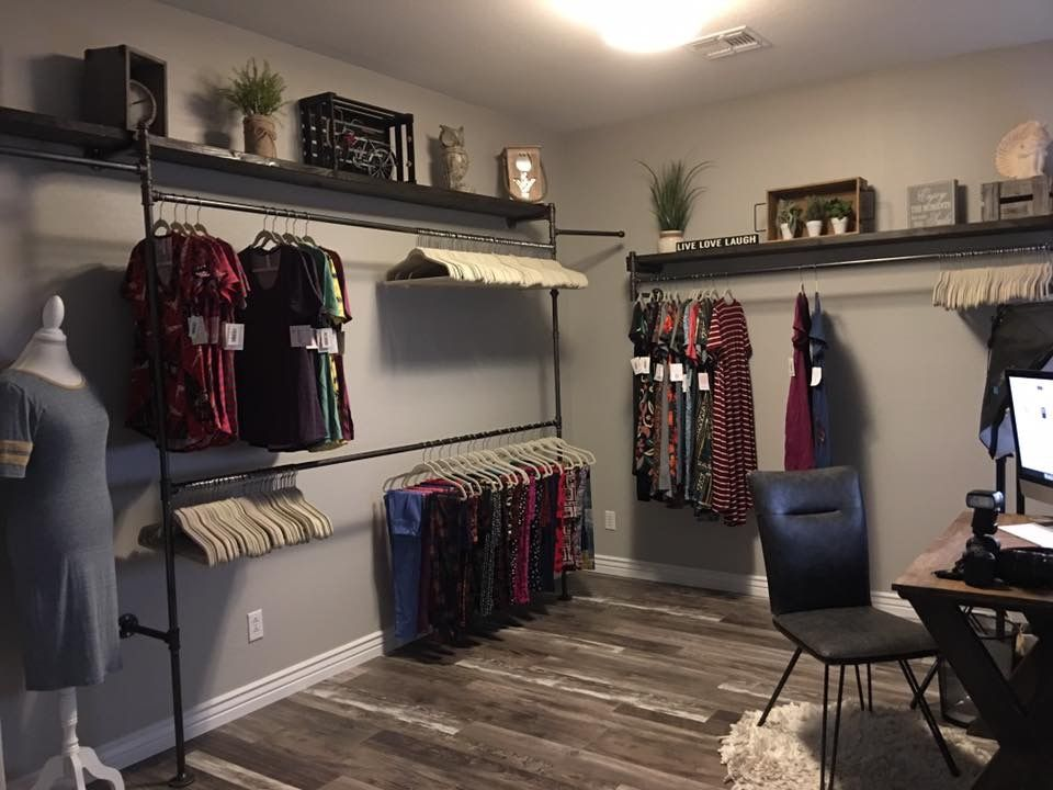 Organize The Duds Boutique Decor, Boutique Ideas, Boutique Interior, Garage  Boutique, Closet