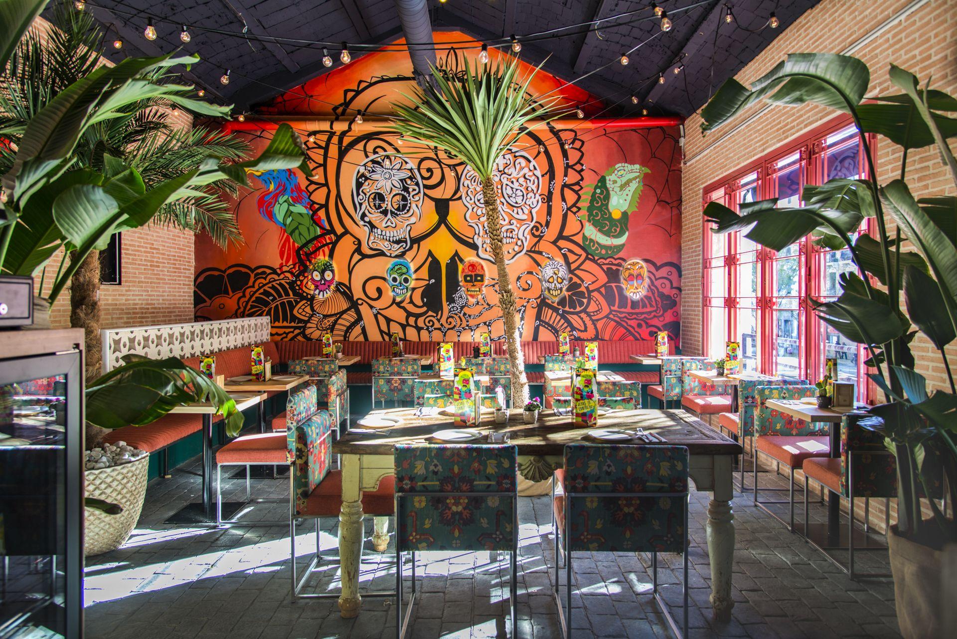 Restaurante Mexicano Restaurantes Mexicanos Decoracion Restaurantes Restaurantes