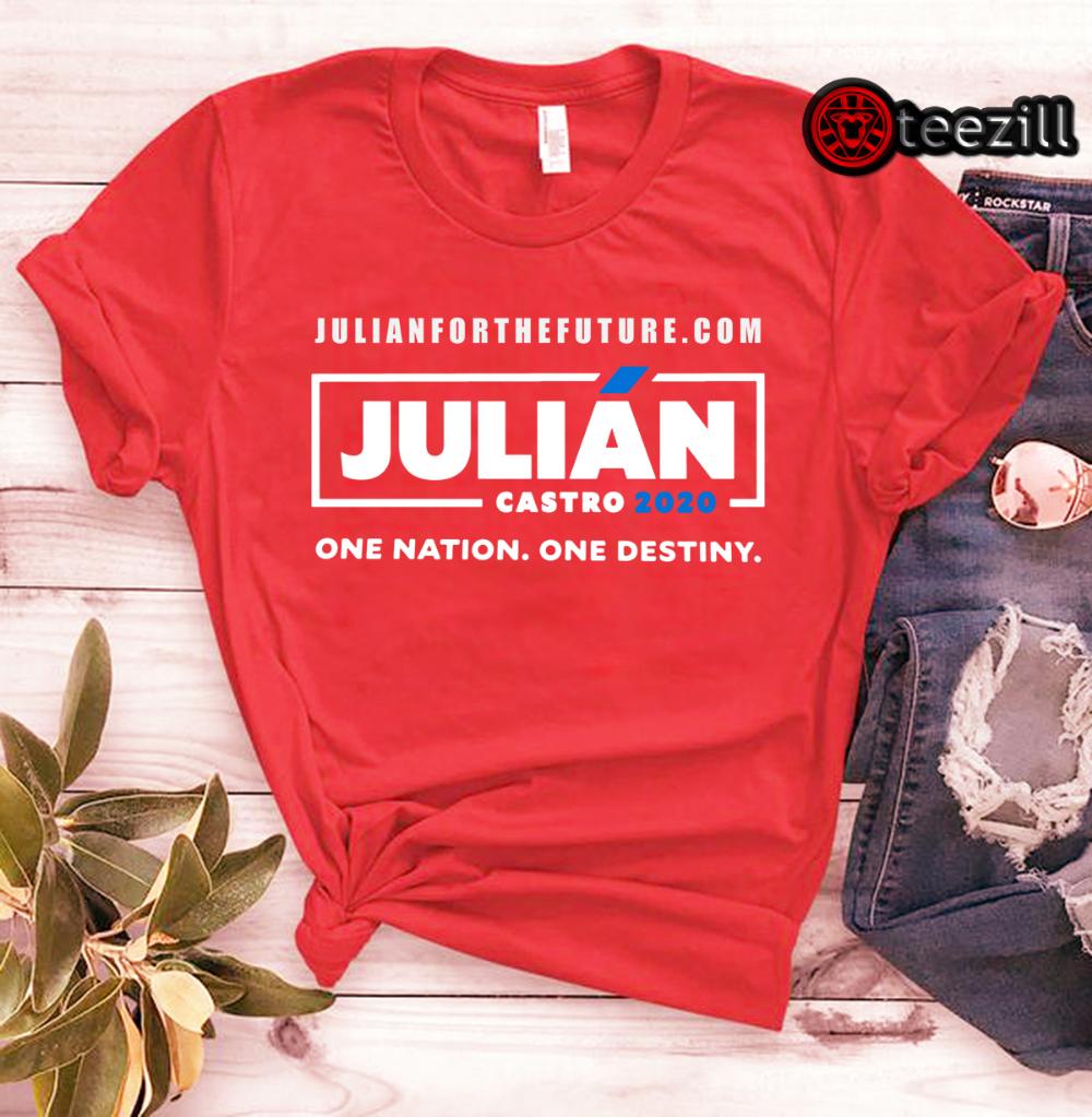 Castro for President 2020 Julian Democrat Election Vote Tank T-Shirt