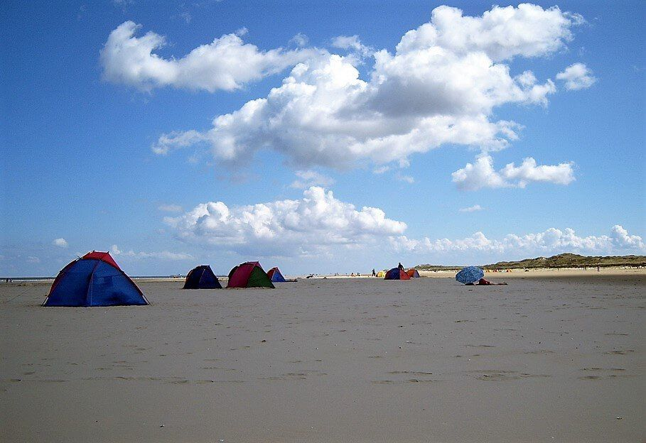 Strandcamping Fehmarnbelt Zwangloses Camping Am Endlos Strand Strand Camping Camping Fehmarn Camping