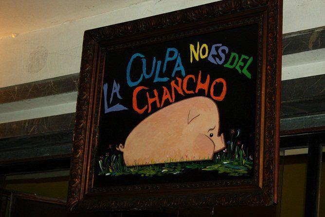 nombre de un restoran :(