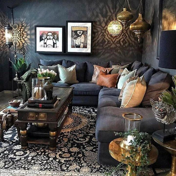 Your Living Room Is Among The Most Lived In Rooms In Your House For Lots Of People The Living Roo Living Room Decor Modern Dark Living Rooms Home Living Room