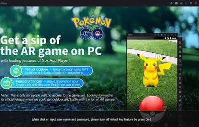 Pokémon GO No PC [DOWNLOAD+TUTORIAL] | pokemon national