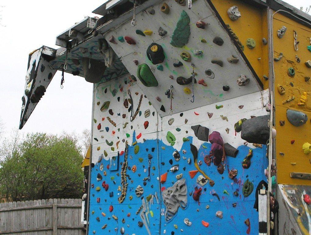 Pin By Sarah Vespremi On Living Room Climbing Wall Rock Climbing Wall Home Climbing Wall Climbing