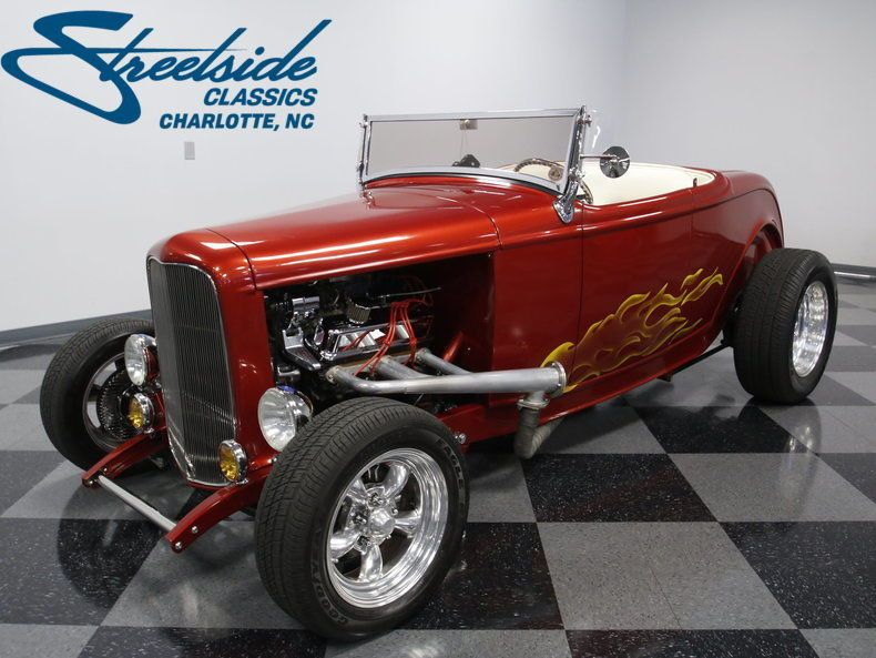 1932 Ford Highboy Roadster Ebay Motors Cars Trucks Ford Ebay Roadsters Hot Rods Retro Cars