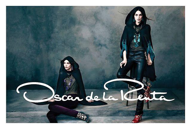 Oscar de la Renta Fall/ Winter 2013- 2014