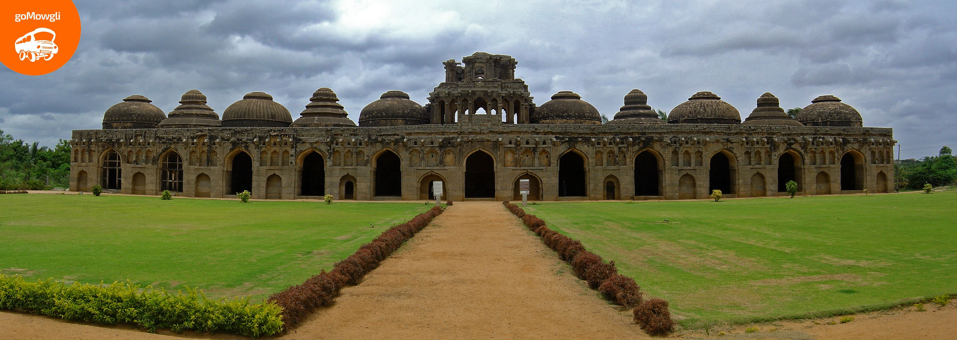 Hampi An ancient city World's largest open air museum
