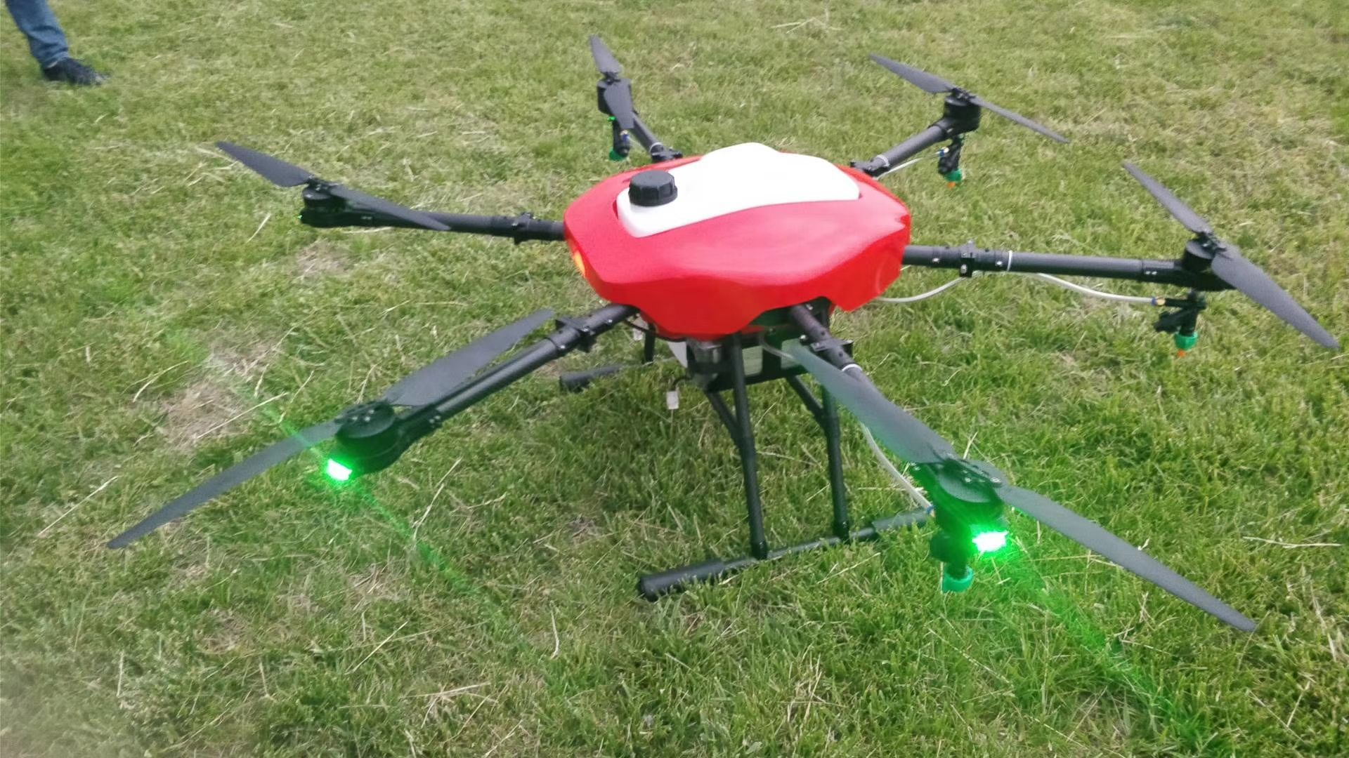 Agricultural spraying drone T1-10L NAZA 2018 newest version | T1-10L