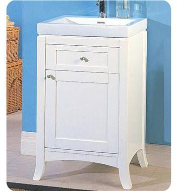 Fairmont Designs 185 V21 Shaker 21 Modern Bathroom Vanity And
