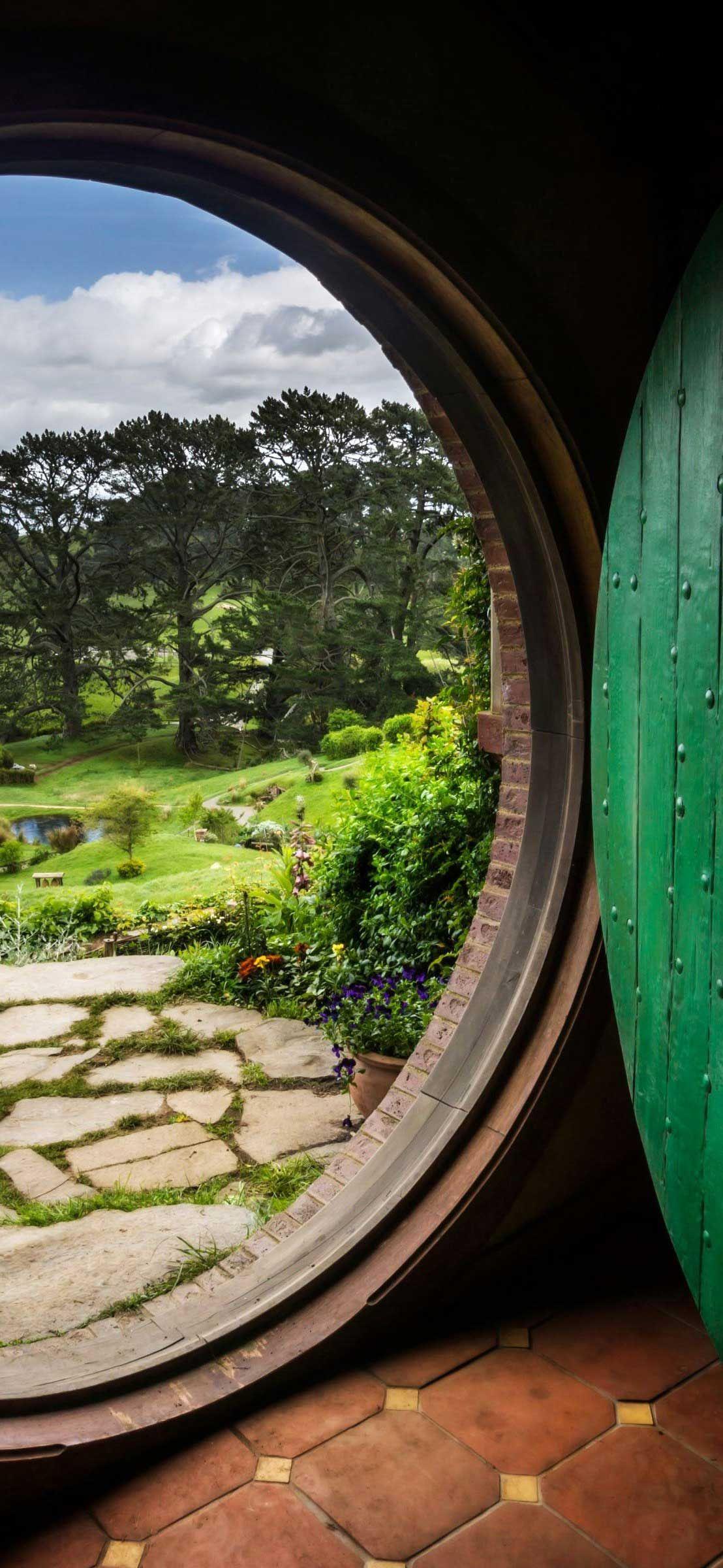 a hobbit house wallpaper Iphone Pro Ma Wallpaper - Best Home Design Ideas