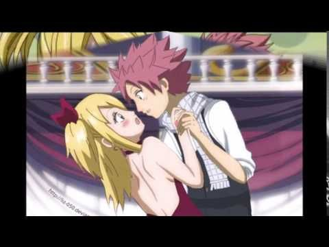 Natsu and lucy kiss full episode