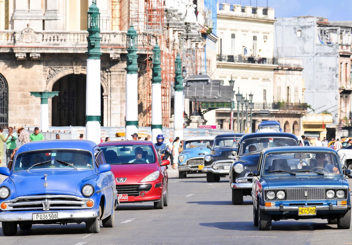 Cuba\'s classic cars reveal a history of mechanical ingenuity ...