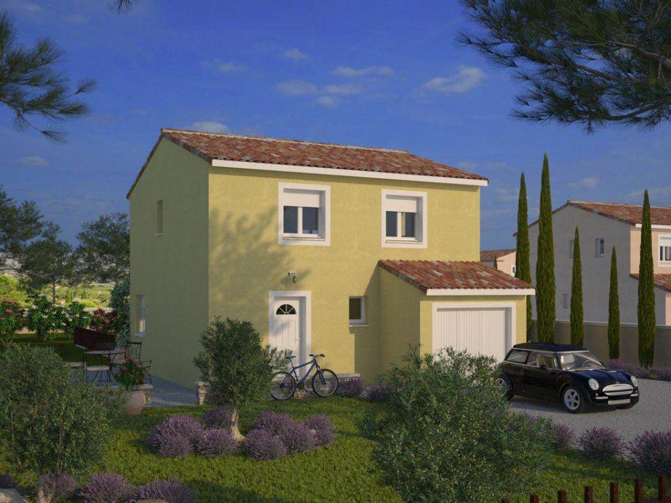 Plan maison neuve construire maisons france confort for Construire maison 77