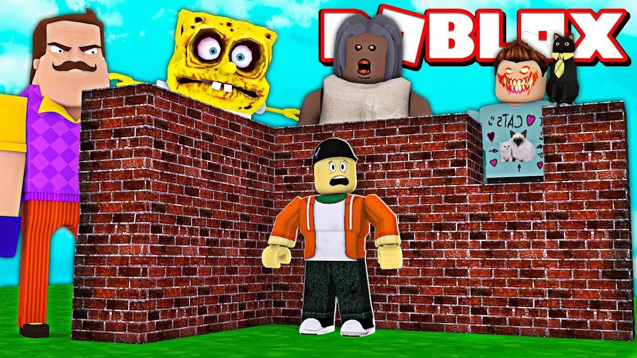 How To Make A Survival Game Roblox Building Against Denis Army And Monster Attacks In Roblox Roblox Build To Survive Simulator Youtube Roblox Simulation Survival