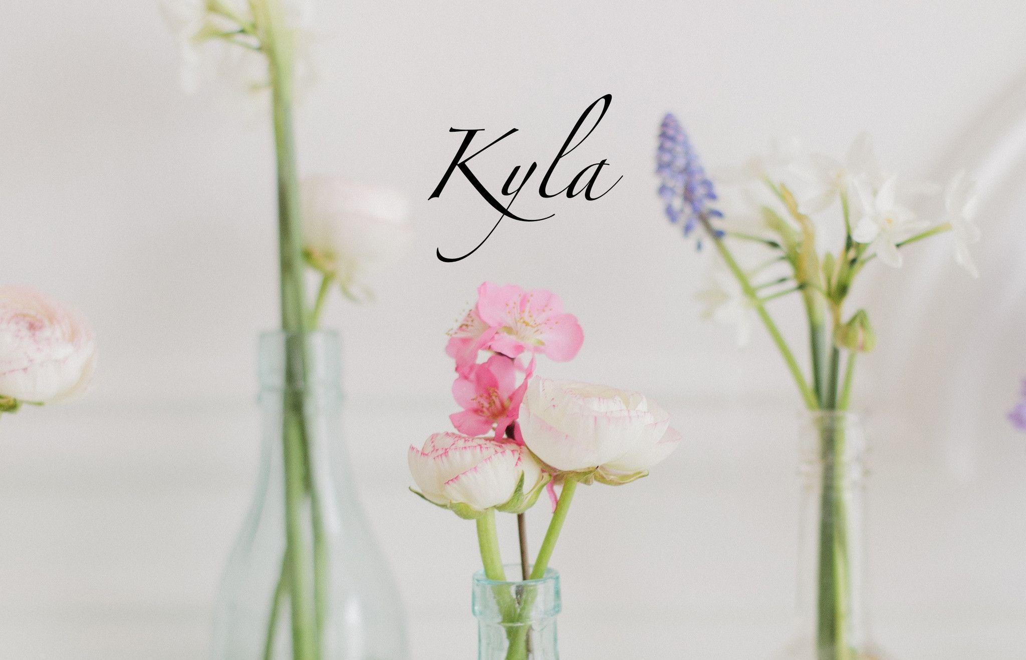 1- Custom Bridal sash reserved for Kyla