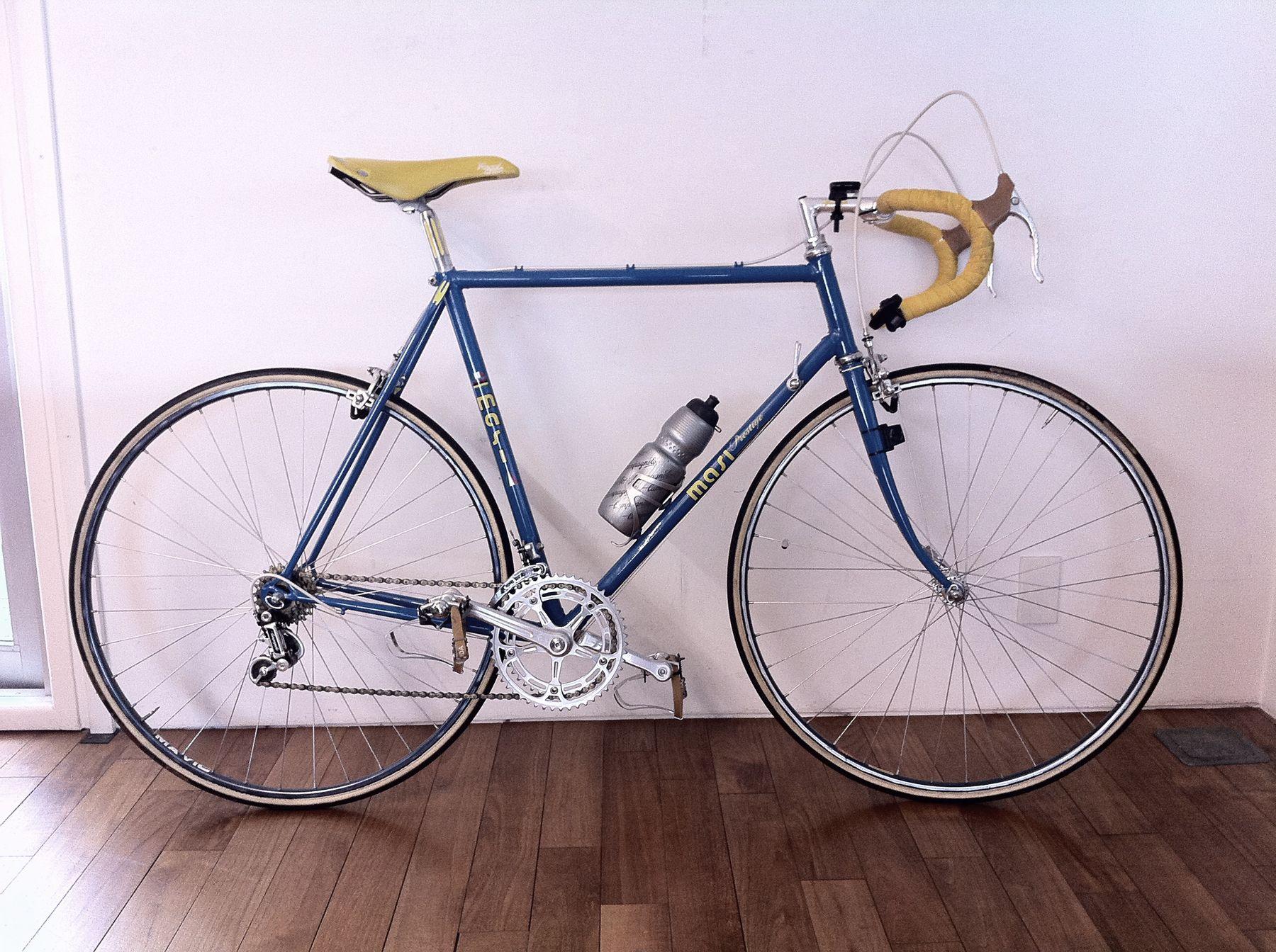 Masi Prestige Vintage Racing Bicycles Pinterest Bicycling