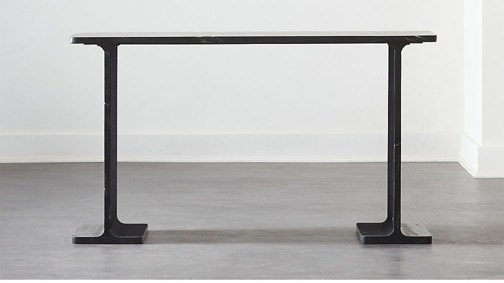 Febee Marble Top Metal Console Table Metal Console Table Metal Console Marble Top Console Table