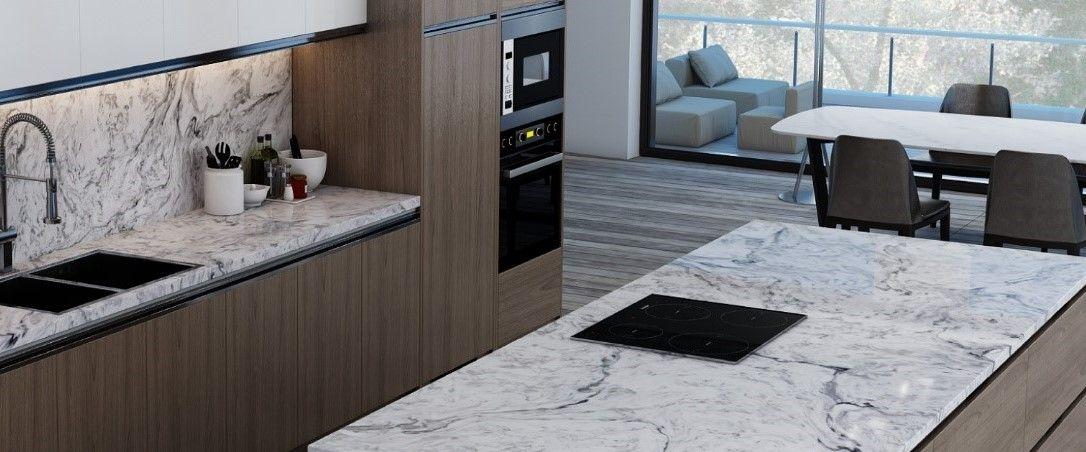 White Fusion Vicostone Bathrooms Remodel Flooring Kitchen Worktop