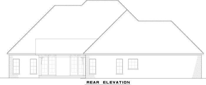 House Plan 1468 Huntington Cove Rustic House Plan