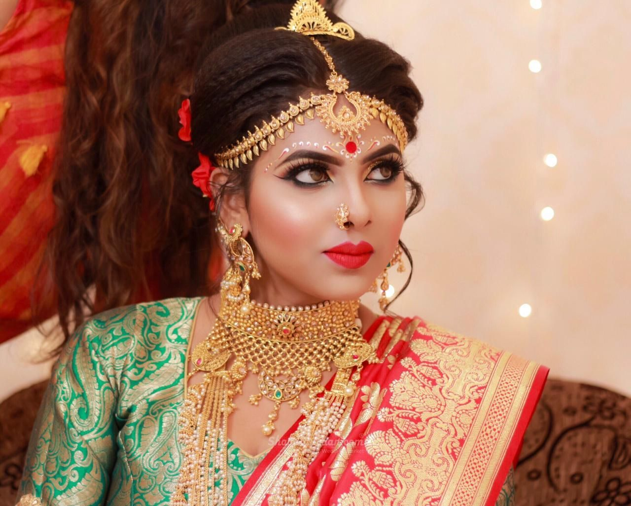 Bridal Makeup images you can't afford to miss..