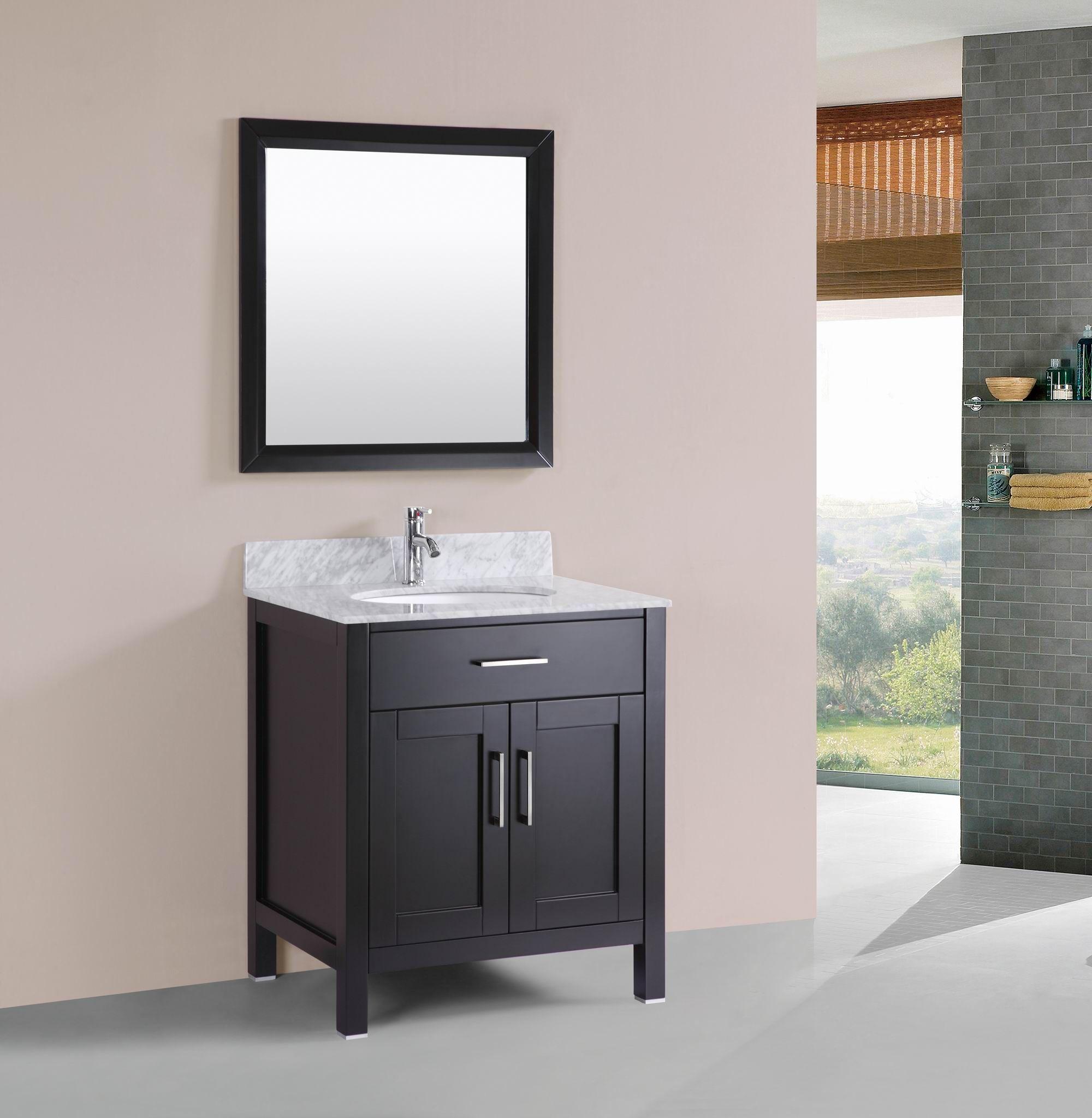 30 Inch Belvedere Freestanding Modern Espresso Brown Bathroom Inspiration Bathroom Vanity 30 Inch Inspiration