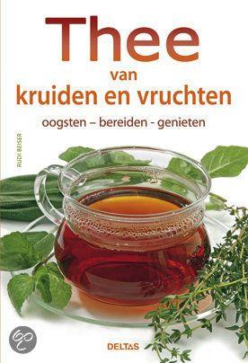bol.com | Thee van kruiden en vruchten, Rudi Beiser | 9789044729924 | Boeken