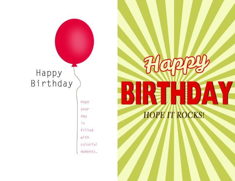 002 Retro Happy Birthday Card Psd Photoshop Backgrounds Throughout Photoshop Birthday Ca In 2020 Birthday Card Printable Birthday Card Template Free Free Birthday Card