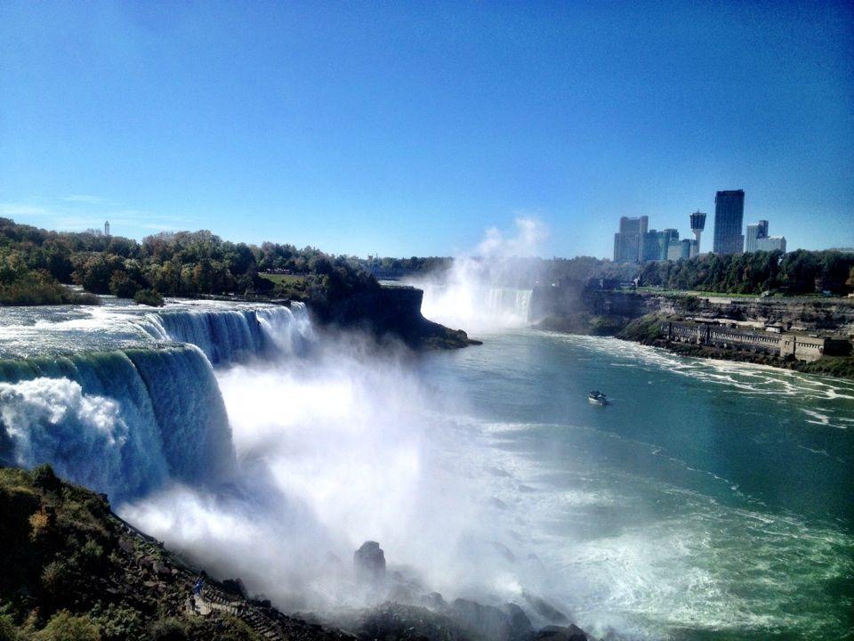City Of Niagara Falls Ny Niagara Falls American Falls