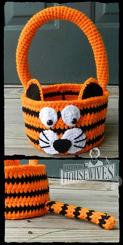 Photo of Tigers are Grrreat!! Easter Basket