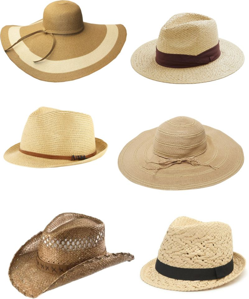 Vacation Must Have  The Straw Hat - BonBon Rose Girls 491b1ccab31