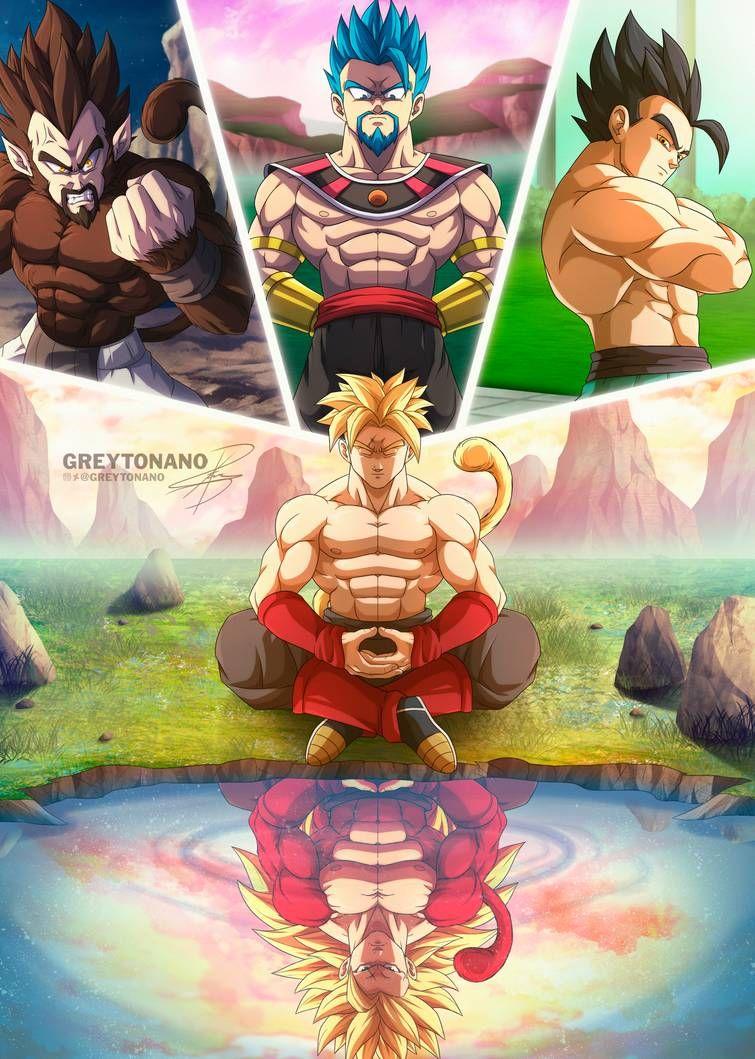 Bito And His Masters By Greytonano On Deviantart Anime Dragon Ball Super Dragon Ball Artwork Dragon Ball Super Art