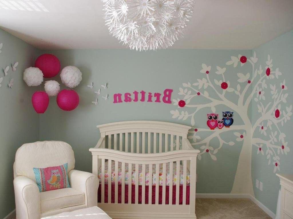 77+ New Born Baby Room Decorating Ideas - Best Furniture Gallery ...