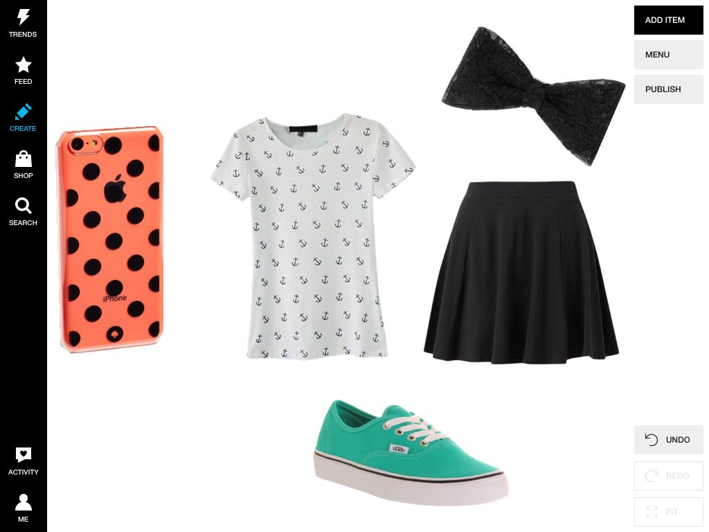 Summer day outfit!
