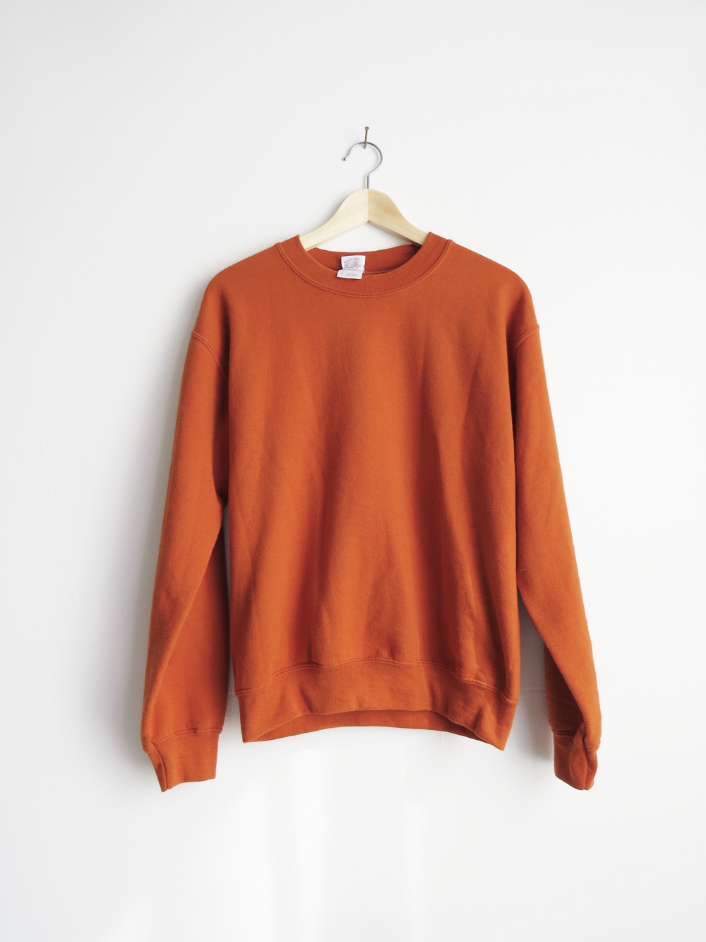 Burnt Orange Sweatshirt Vintage 1990 S Street Sweatshirt Sold Clothes Vintage Sweatshirt Street Sweatshirt [ 1333 x 1000 Pixel ]