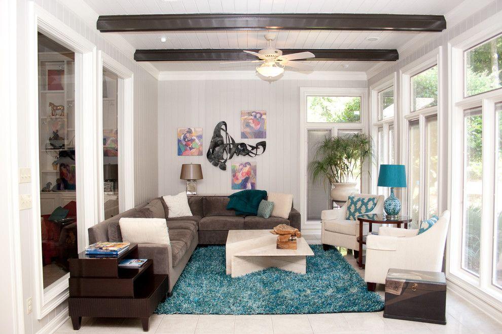 Nice Room · Blue Shag Area Rug For Living Room