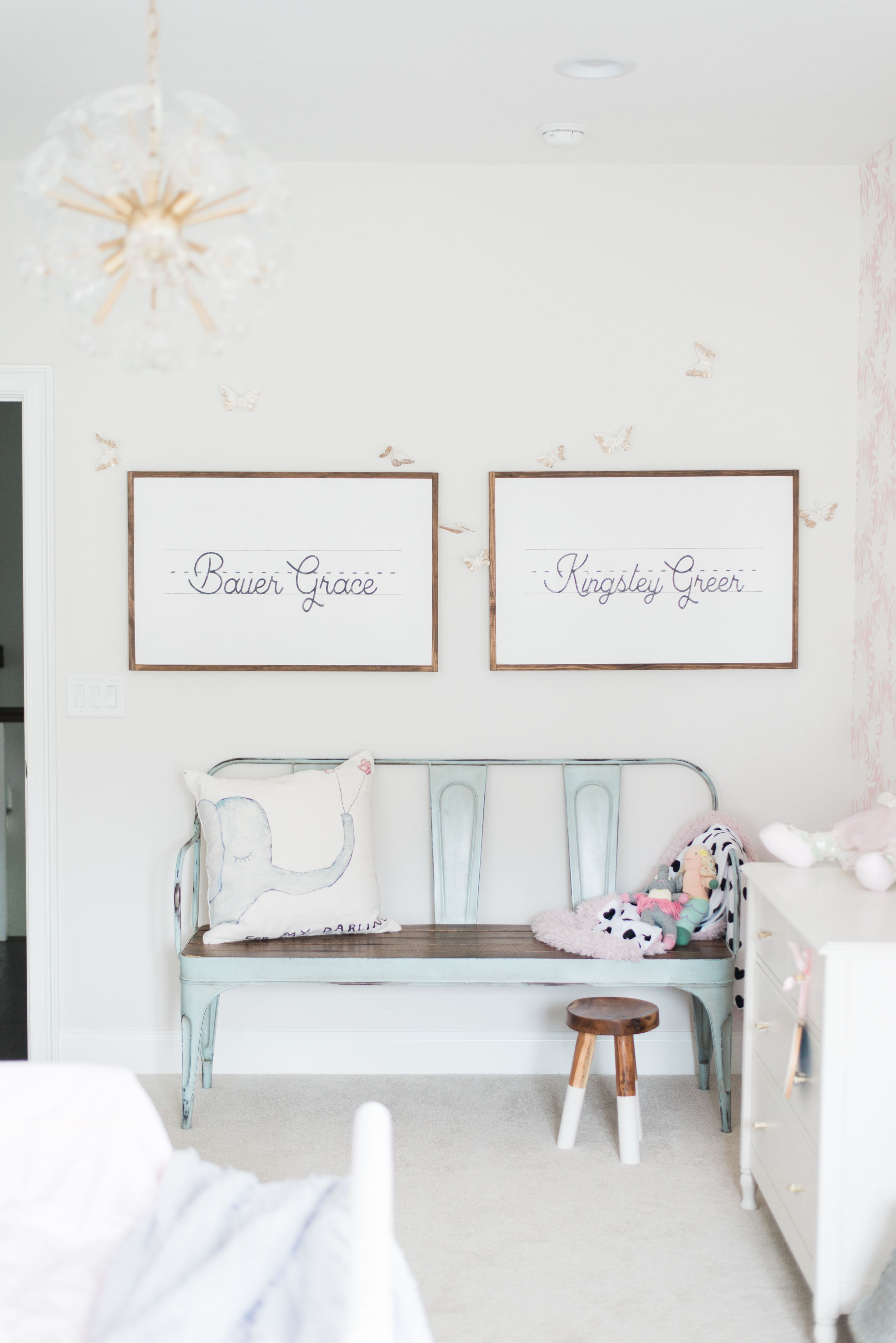 In the Shared Toddler Room with Meghan Basinger images