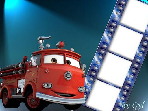 Cars Framed | Disney | Pinterest | Project life and Scrapbooking
