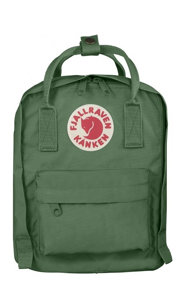 Fjallraven Kånken Kids Backpack Salvia Green - Fjallraven | KANKEN ...