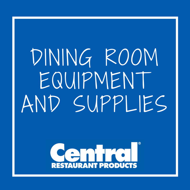 Dining Room Equipment And Supplies