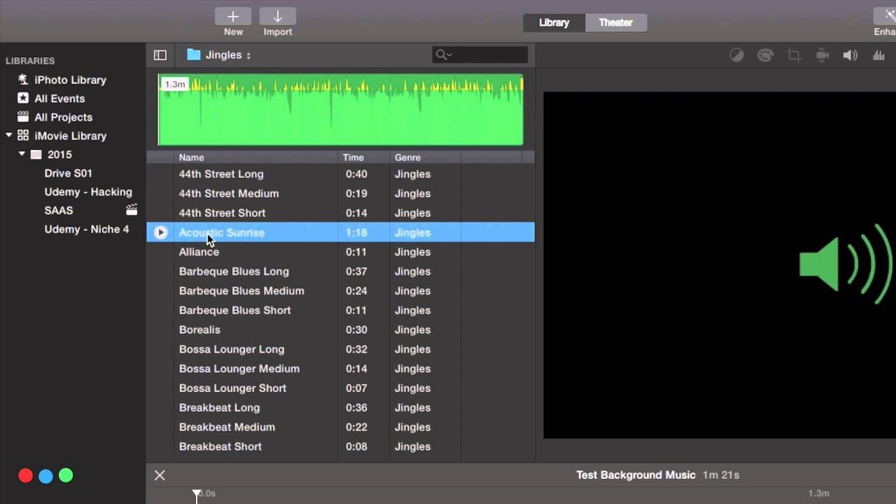 How to add music to your imovie with images add music