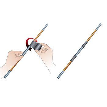 Tent Pole Repairs  sc 1 st  Pinterest & Tent Pole Repairs | Wandern | Pinterest | Tent poles and Tents
