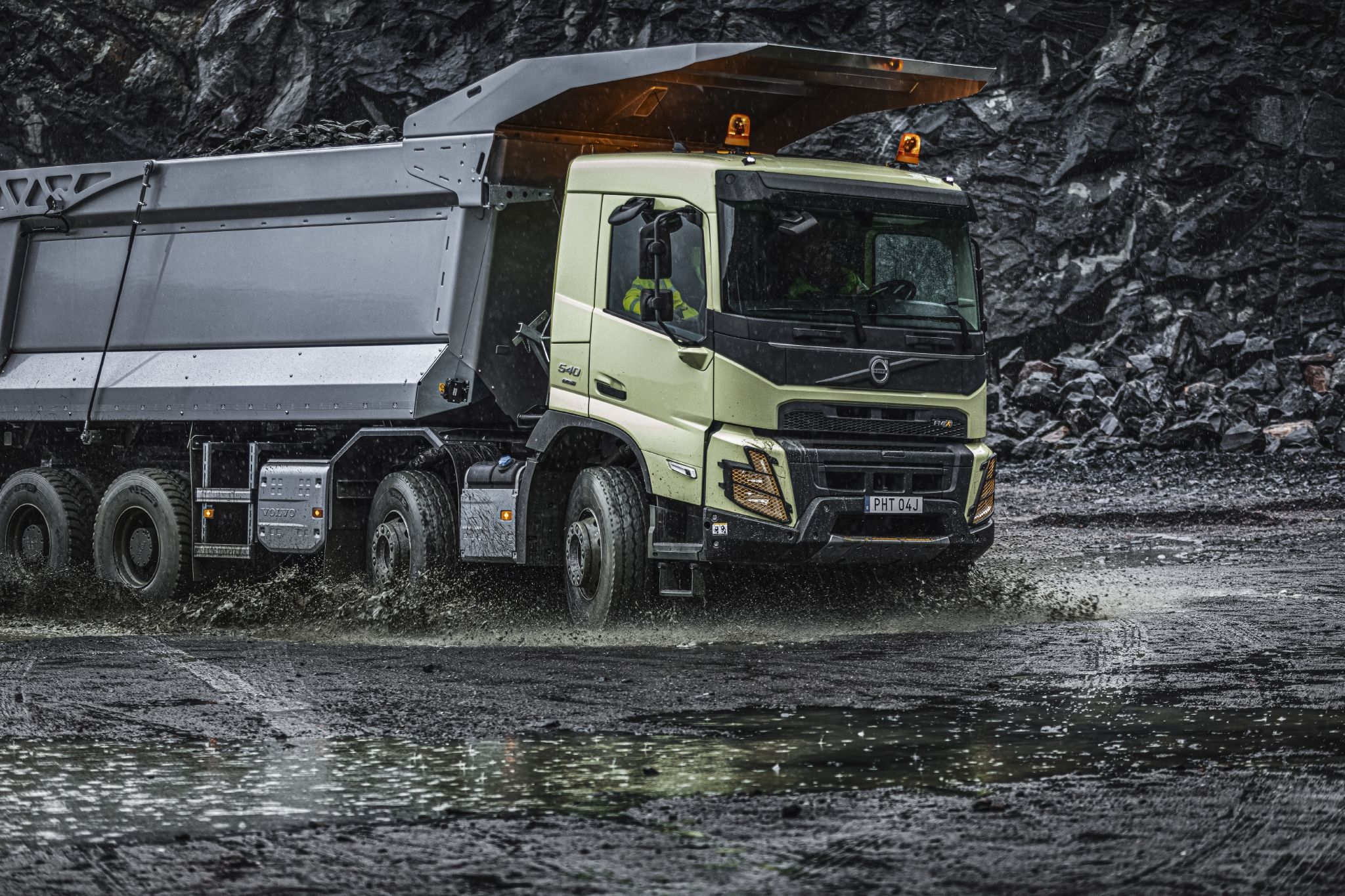 Volvo Trucks Has Launched Its All New Volvo Fmx In 2020