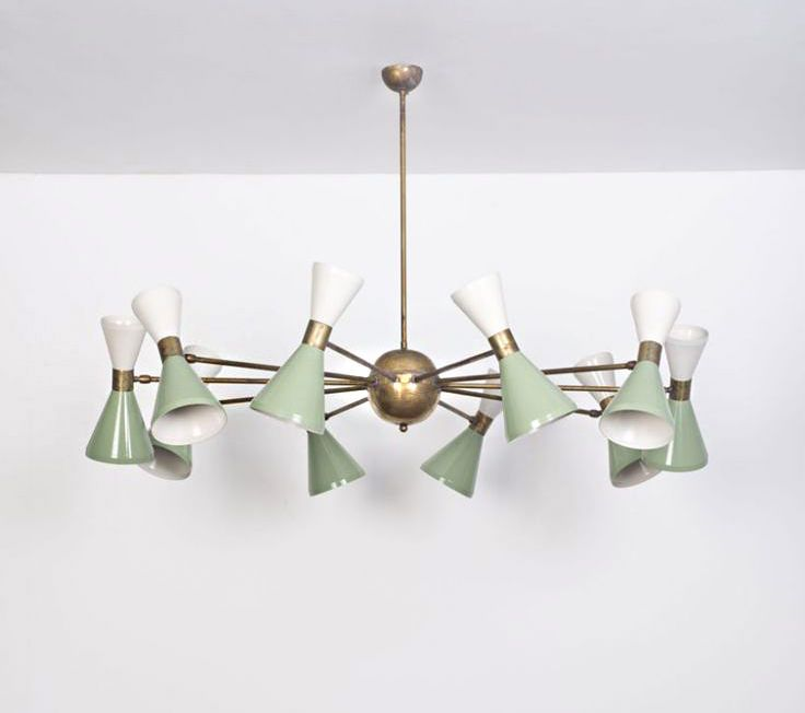 Milanese lighting manufacturer Stilnovo (a name meaning \'New Style ...