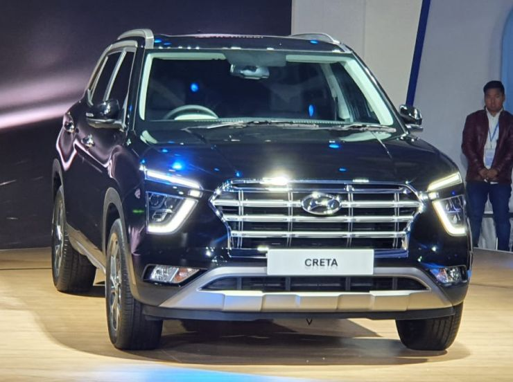 2020 Hyundai Creta Unveiled At The Auto Expo In 2020 New Hyundai Hyundai Cars Compact Suv