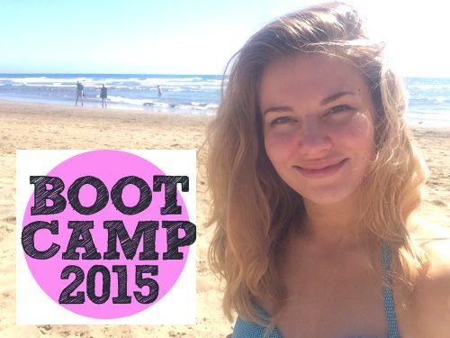 Cosmon Bootcamp 2015 alkoi tänään ja MyCosmossa tullaan näkemään paljon motivoivia ja kannustavia treenaamiseen ja hyvinvointiin liittyviä postauksia,